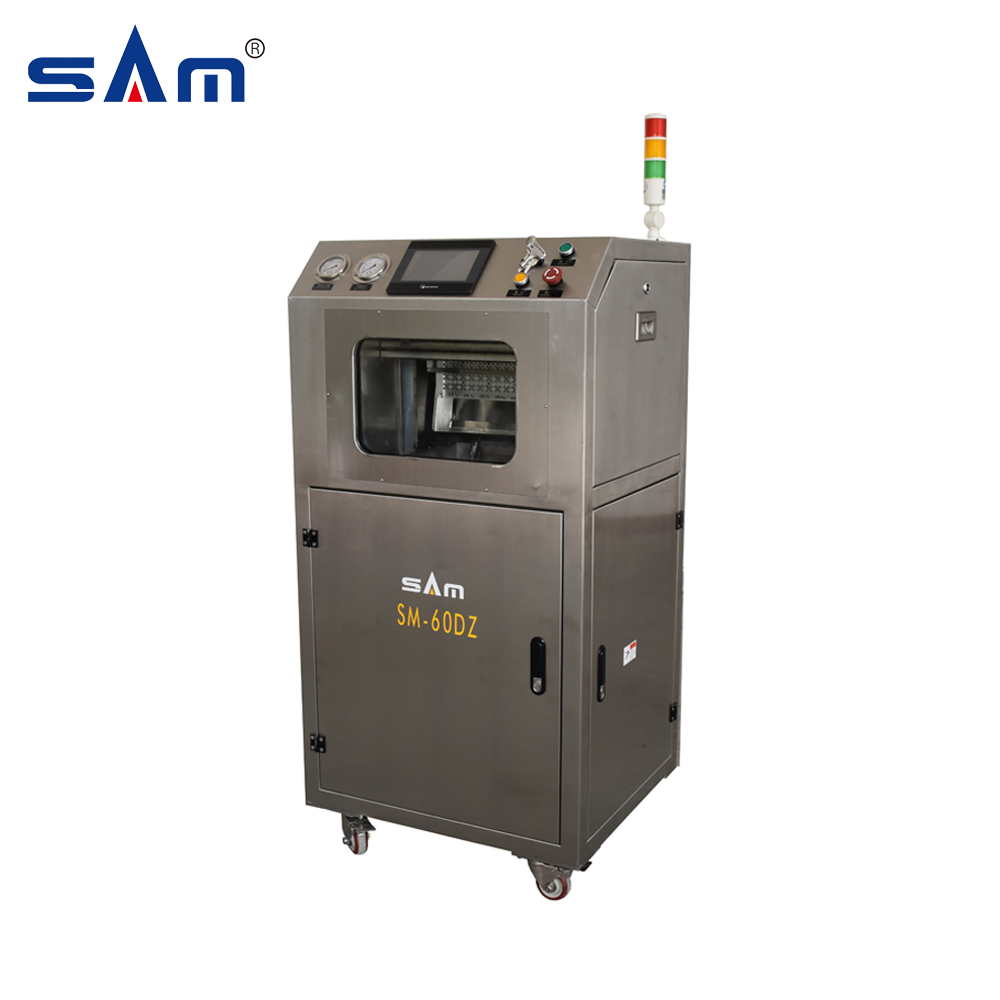 SM-60 Nozzle Cleaning machine